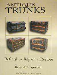 REF-101 Antique Trunks: How to Finish, Repair and Restore-Antique Hardware & More LLC