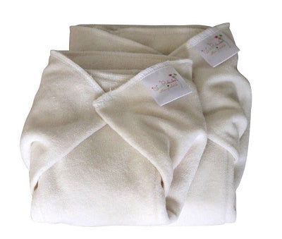 Fitted and Prefold Nappies
