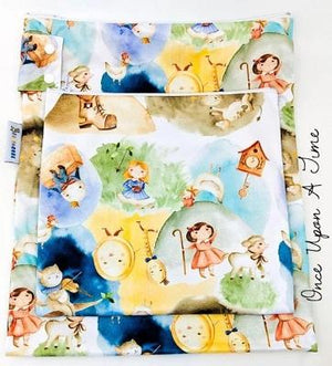 Baby Bare Double Wetbag - Ecotree Baby Boutique