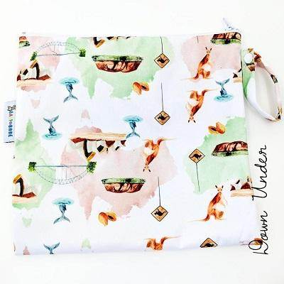 Baby Bare Single Wetbag - Ecotree Baby Boutique