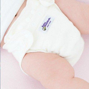Baby Beehinds - Bamboo Fitted Nappy - Ecotree Baby Boutique