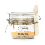 Basik Organics Bath Tea - Ecotree Baby Boutique