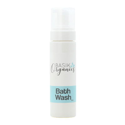 Basik Organics Bath Wash - Ecotree Baby Boutique