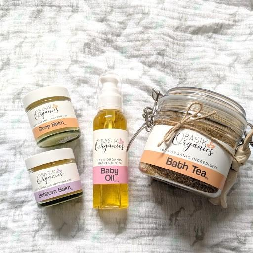 Newborn Skincare Pack - Ecotree Baby Boutique