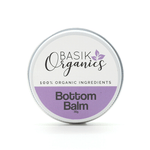 Basik Organics Bottom Balm - Ecotree Baby Boutique