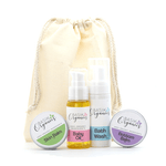 Basik Organics Travel Pack - Ecotree Baby Boutique