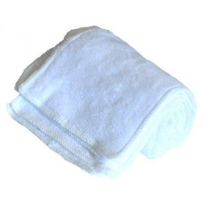 Bubblebubs Velour/Terry Wipes - Large 5 Pack - Ecotree Baby Boutique