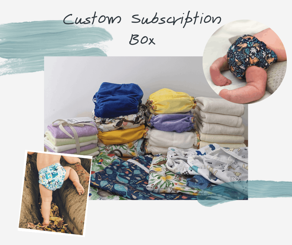 Custom Subscription Box - Ecotree Baby Boutique
