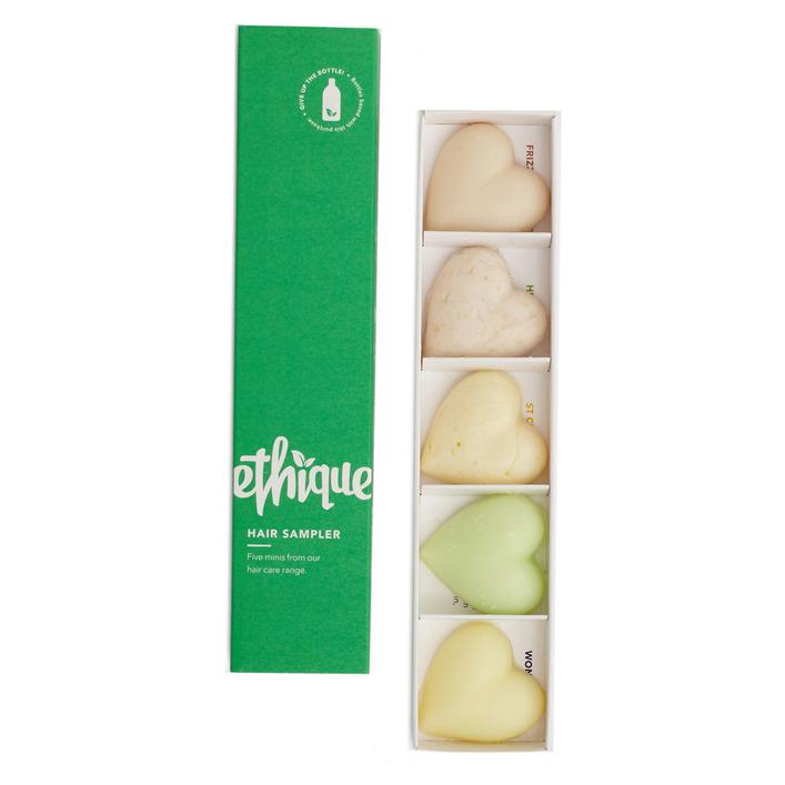 Ethique Hair Sampler - Ecotree Baby Boutique