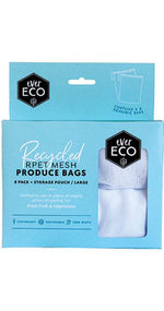 Ever Eco Reusable Produce Bags - 8 pack mesh - Ecotree Baby Boutique