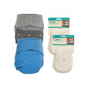 Grovia Hybrid Starter Pack - Ecotree Baby Boutique