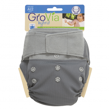 GroVia Hybrid Shell Hook and Loop - Ecotree Baby Boutique