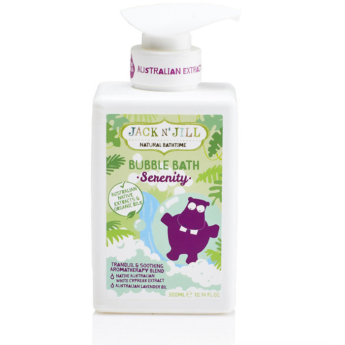 Jack n Jill Kids Bubble Bath - Ecotree Baby Boutique