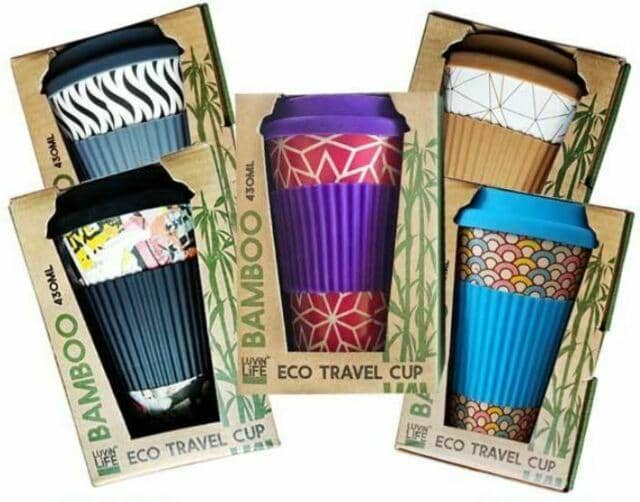 Luvin Life Bamboo Travel Cup - Ecotree Baby Boutique