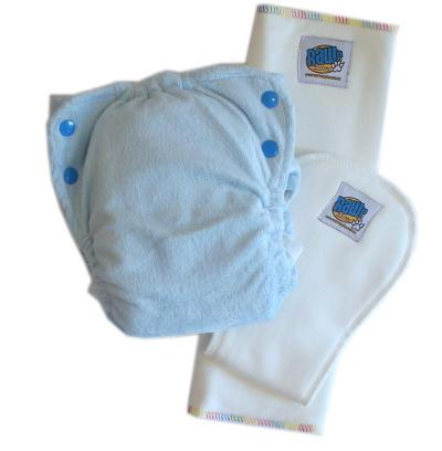 Rawr Stuff n Snap AIO Pocket Night Nappy - Ecotree Baby Boutique
