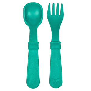 Re-Play Utensils - Ecotree Baby Boutique