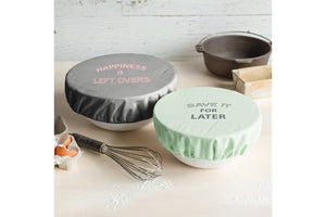 Retrokitchen Reusable Bowl Covers - Ecotree Baby Boutique