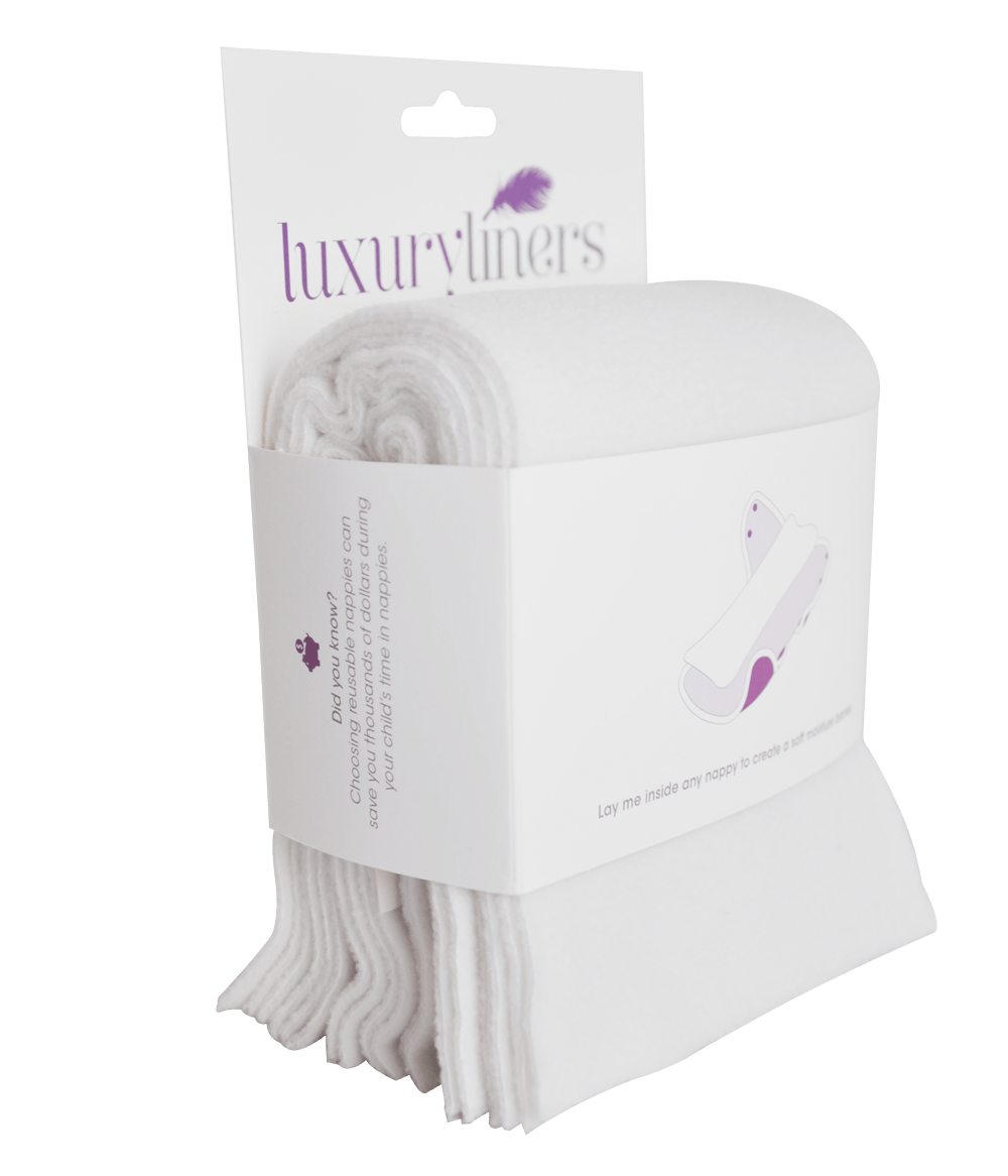Seedling Baby Luxury Liners - Ecotree Baby Boutique