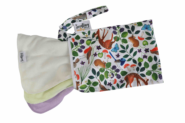 Seedling Baby Teeny Tote - Ecotree Baby Boutique