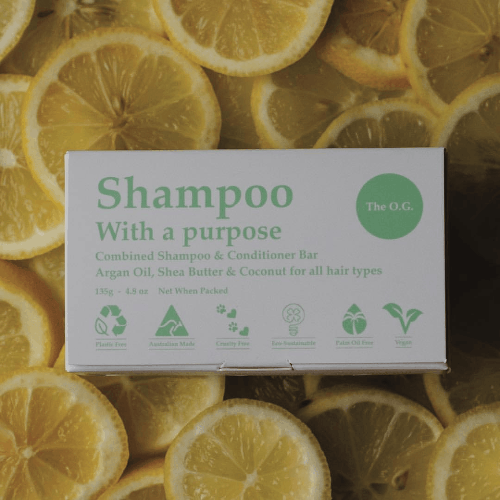 Shampoo with a purpose - The O.G - Ecotree Baby Boutique
