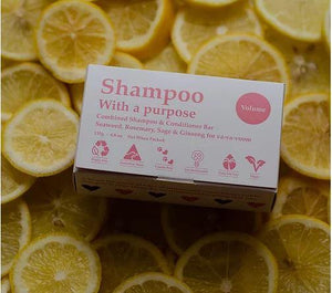 Shampoo with a purpose - Volume - Ecotree Baby Boutique
