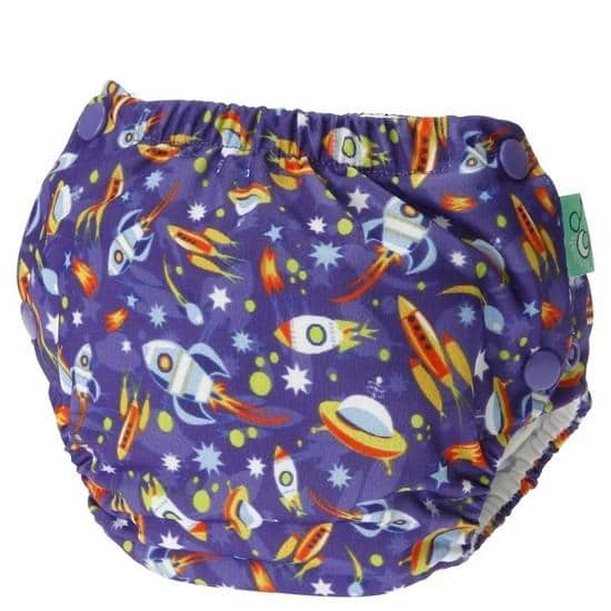 Tots Bots Training Pants - Space Dust - Ecotree Baby Boutique