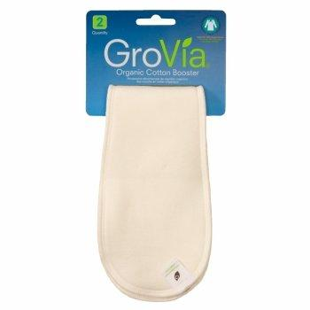 GroVia Booster - 2 Pack - Ecotree Baby Boutique