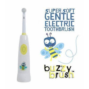 Jack n Jill Buzzy Musical Electrical Toothbrush - Ecotree Baby Boutique