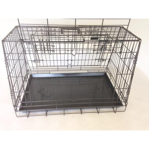 Double Car Crate with Divider