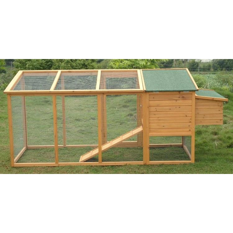 Cat Kennel with Extra Long Run - MALVERN 046