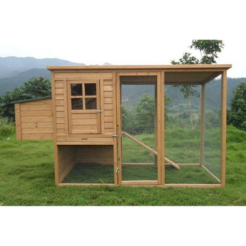 Large Chicken Coop  - 048