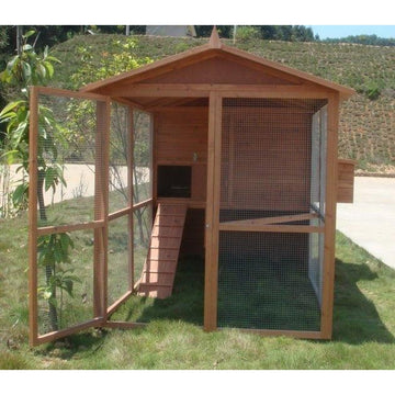 Giant Rabbit Hutch - RUBY 058