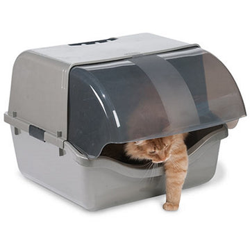 Petmate Retracting Litter Tray - 22793