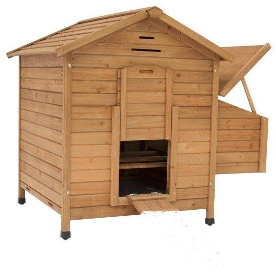 Maple Cat Kennel With Run
