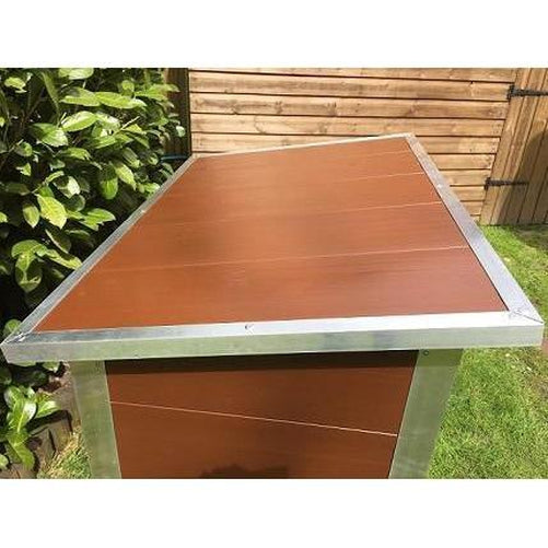 Insulated Dog Kennel Thermoplastic - Regency