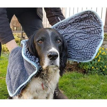 Henry Wag Microfibre Noodle Glove Towel