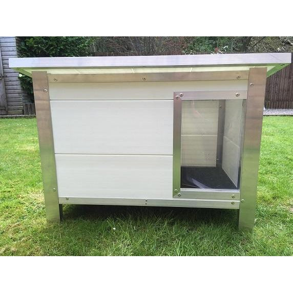 Super Insulated Dog Kennel Thermoplastic - Regency
