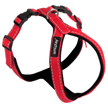 Ami Play Adjustable Reflective Dog Harness - 3 colours