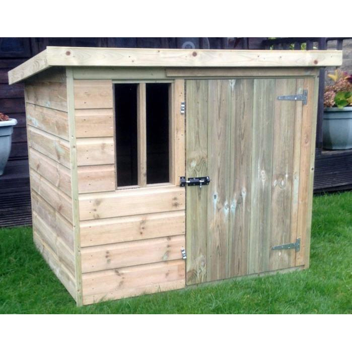 Bayham Compact DeLuxe Tanalised Dog Kennel