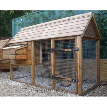 Berkeley Deluxe Tanalised Poultry House