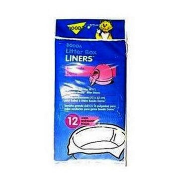 Booda Cleanstep Litter Liners 8 Pack - 50415