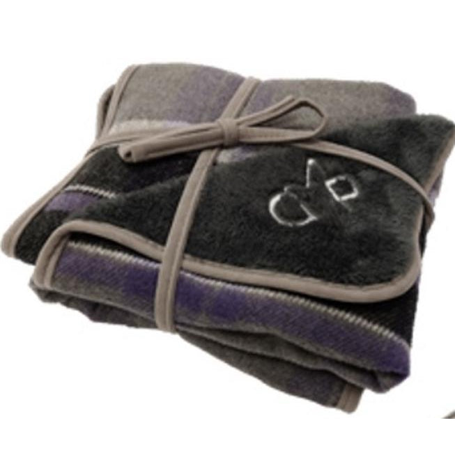 Gor Pets Camden Double Sided Pet Blanket - 3 colours 2 sizes