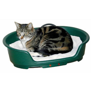 Catac Supreme Heated Cat Bed