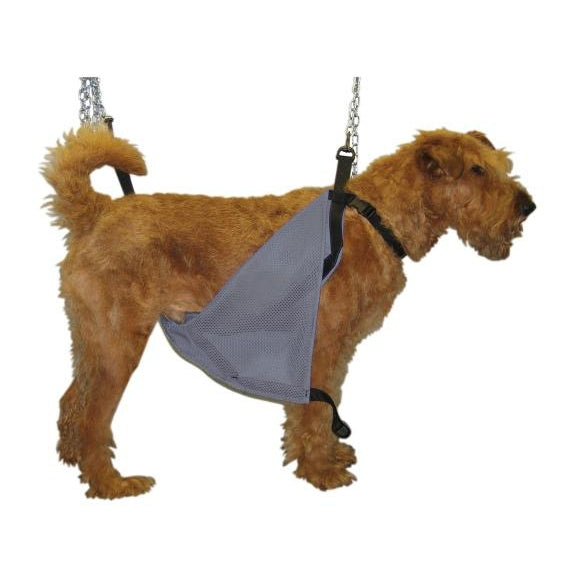 Catac Dog Grooming Slings With Chains - 3 Pack