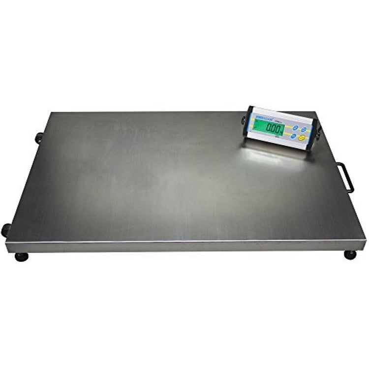 Adams Dog Weighing Scale L With Free Mat - Weighs up to 300kg