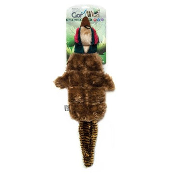 Gor Dog Toy Wild Multi-Squeak Pheasant - GW27