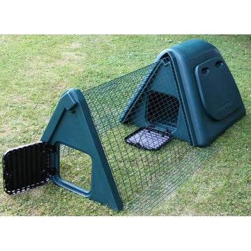 Rabbit Hutch Virgin Polymer - OSPREY HABC0008GRN