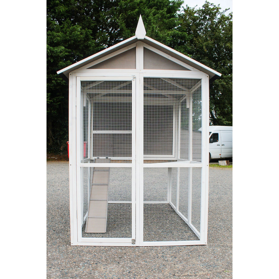 Giant Chicken Coop - WILLOW 058