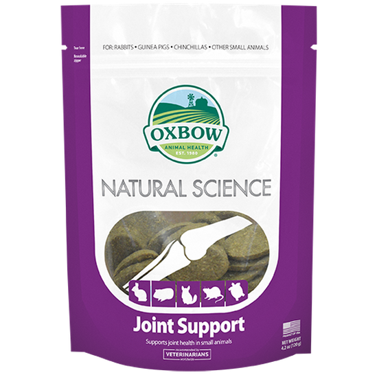 Oxbow Natural Science Joint Support 60 Tabs for Pets