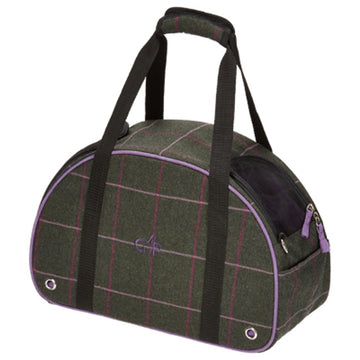 Gor Pets Kensington Pet Carrier - Green Tweed - KEPCS-45